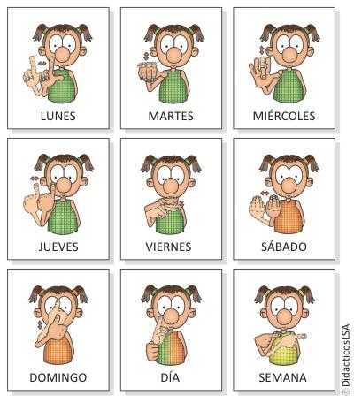 lenguaje de signos en las aulas: