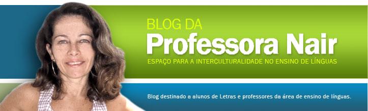 BLOG DA PROFESSORA NAIR