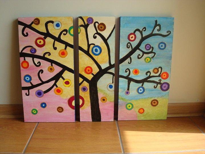 Detalles colores elizabeth cuadros - Cuadros de colores ...