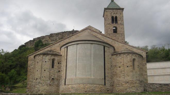 Església de Sant Vicenç de Malla
