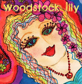 Woodstock Lily's Button