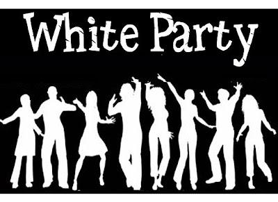 Magnolia Drive White Party – P Diddy White Party Invitation