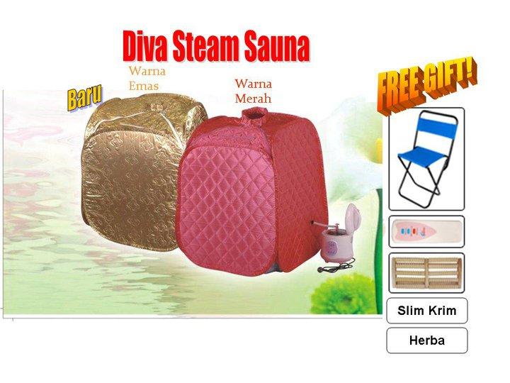 Baby Tomei Mall Jom Shopping Set Sauna Di Rumah