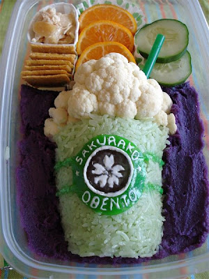 Food+Frappachimo, food art
