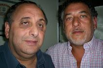 Miguel Nicolás y Miguel Duarte. Entrevista para trabajo de tesis doctoral. 11-Ene-2008.