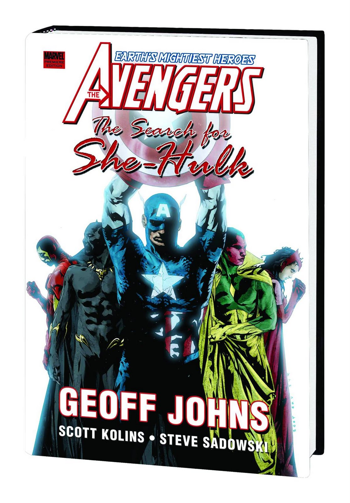 Avengers: The Search for She-Hulk (Hardcover) | Comic ...