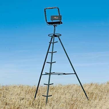Whitetail deer passion choosing the right treestand tripod stand - Choosing the right kind of tv stand ...