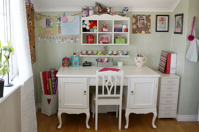 rosie posies creations craft room inspiration part one