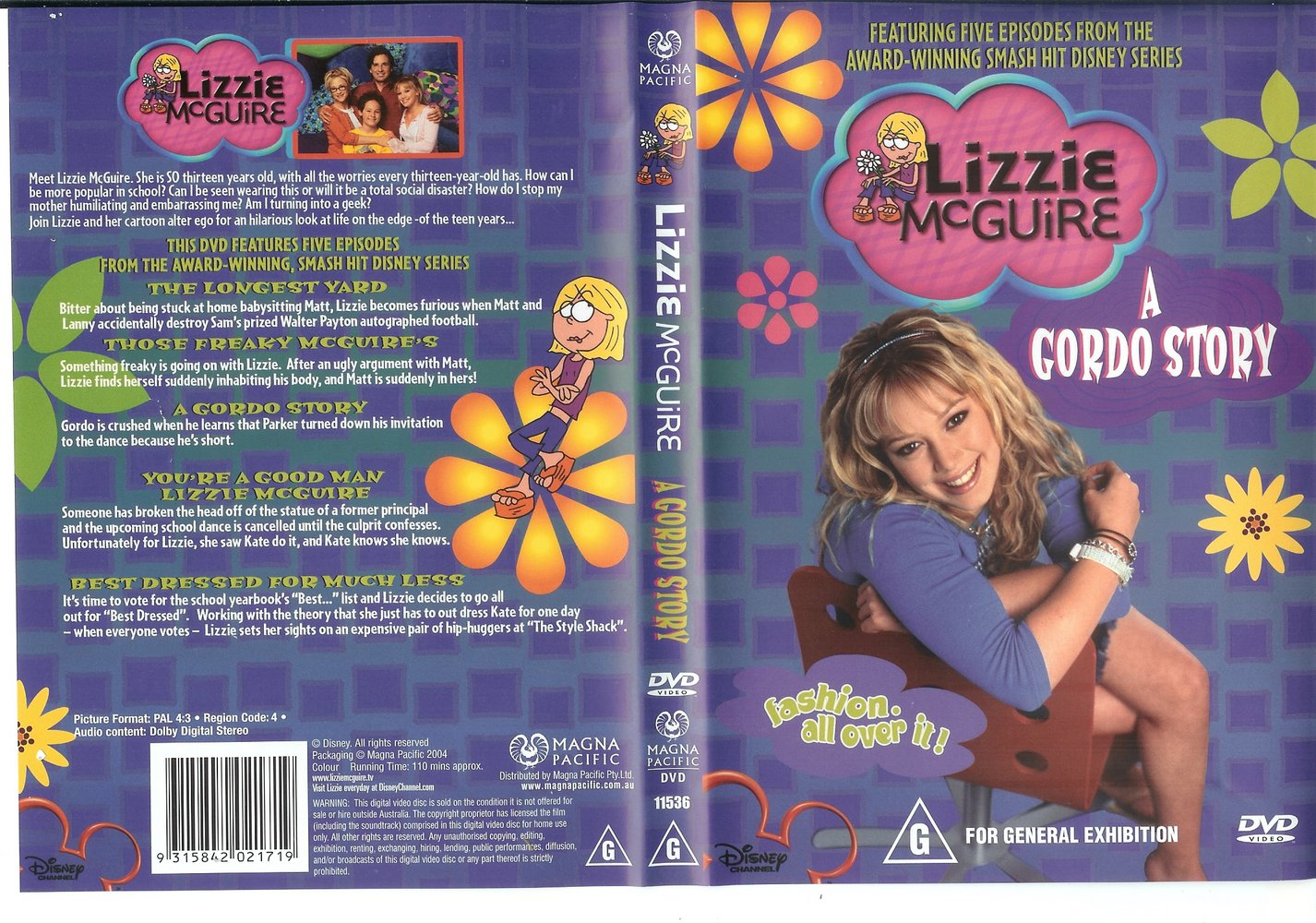 Disney and Buena Vista Television Shows on DVD TV