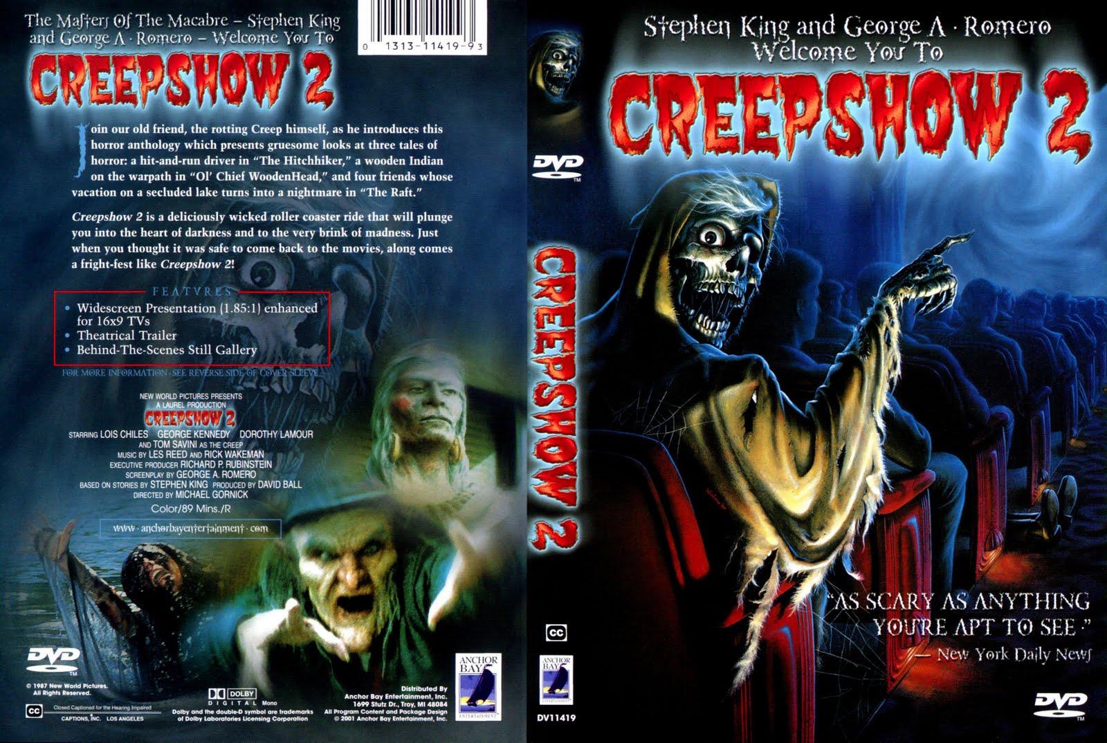 Creepshow 2 Cast Creepshow 2