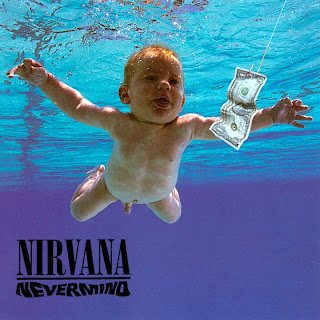 """Nirvana   Nevermind"""" (Geffen, 1991)"""