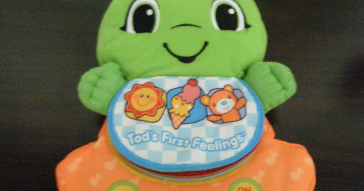 Baby kidsmarket leapfrog tad feelings for Fisher price fish bowl