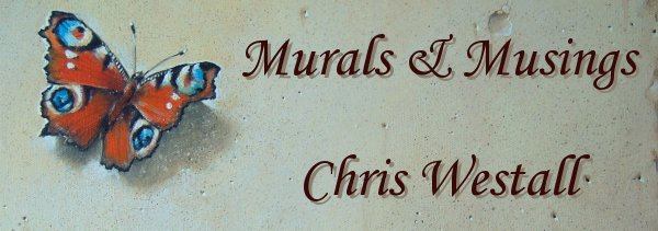 Chris Westall  -  Murals & Musings