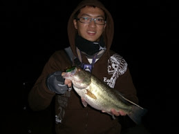 Myfishing 在日本的朋友。。  stephen