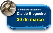 Selo do dia dos blogueiros