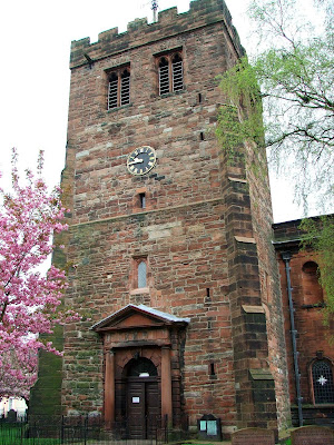 St. Andrew's Church Tower