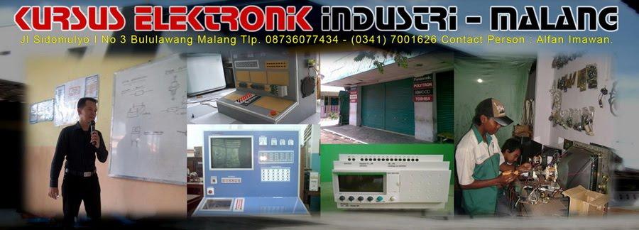 Kursus Elektronik Industri Malang