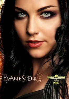 Evanescence - Rock am Ring (2007)