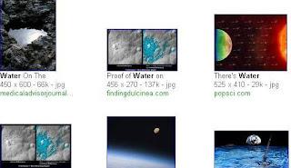 Air di bulan