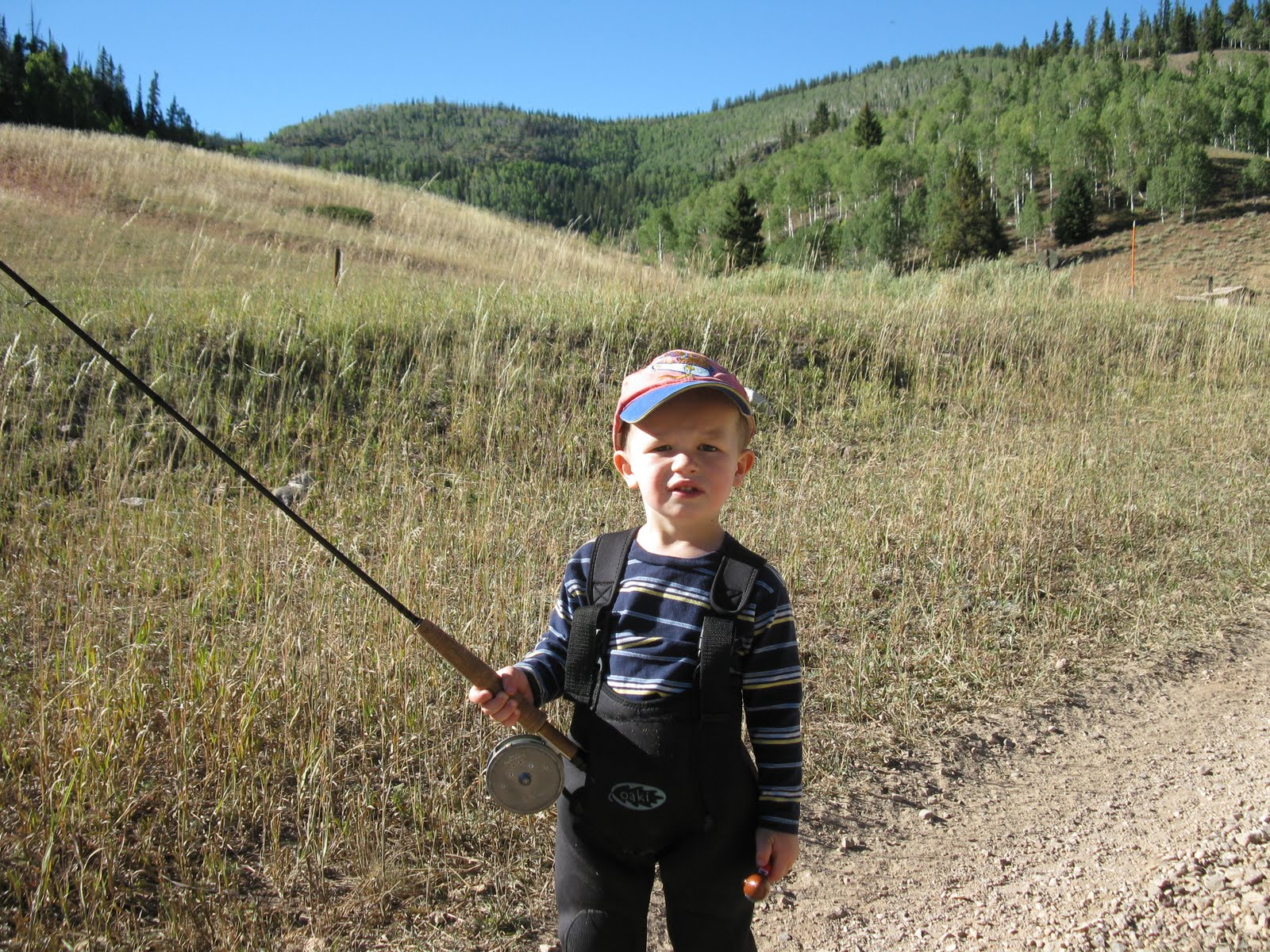 Fish eat flies connor on willow creek for Willow creek fishing