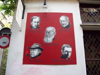 Elsschot, Vandeloo, Conscience, Van Ostaijen en Hazeu