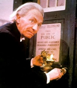 William Hartnell (1908-1975) as the vey first Doctor Who