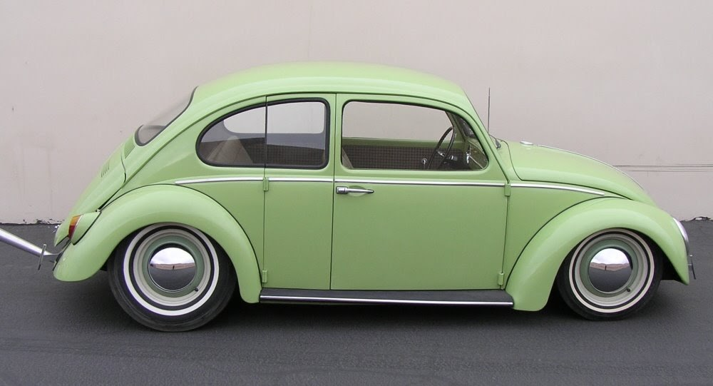 slammed sixty 4 door beetle. Black Bedroom Furniture Sets. Home Design Ideas