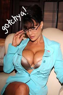 palin breast implants