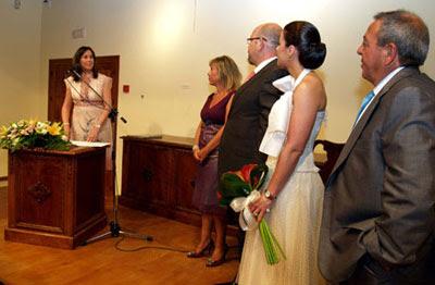 La pluma viperina una boda por lo civil - Casarse ayuntamiento madrid ...