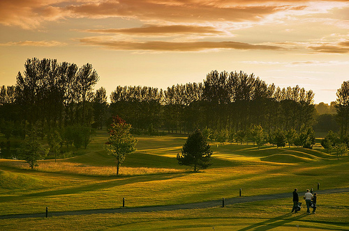 Templepatrick Hilton Hotel Golf Course by fotographicx.ca
