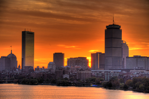 Boston by slack12