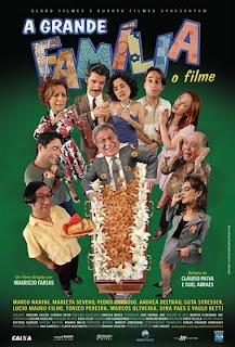 Assistir Filme Online : A Grande Família: O Filme