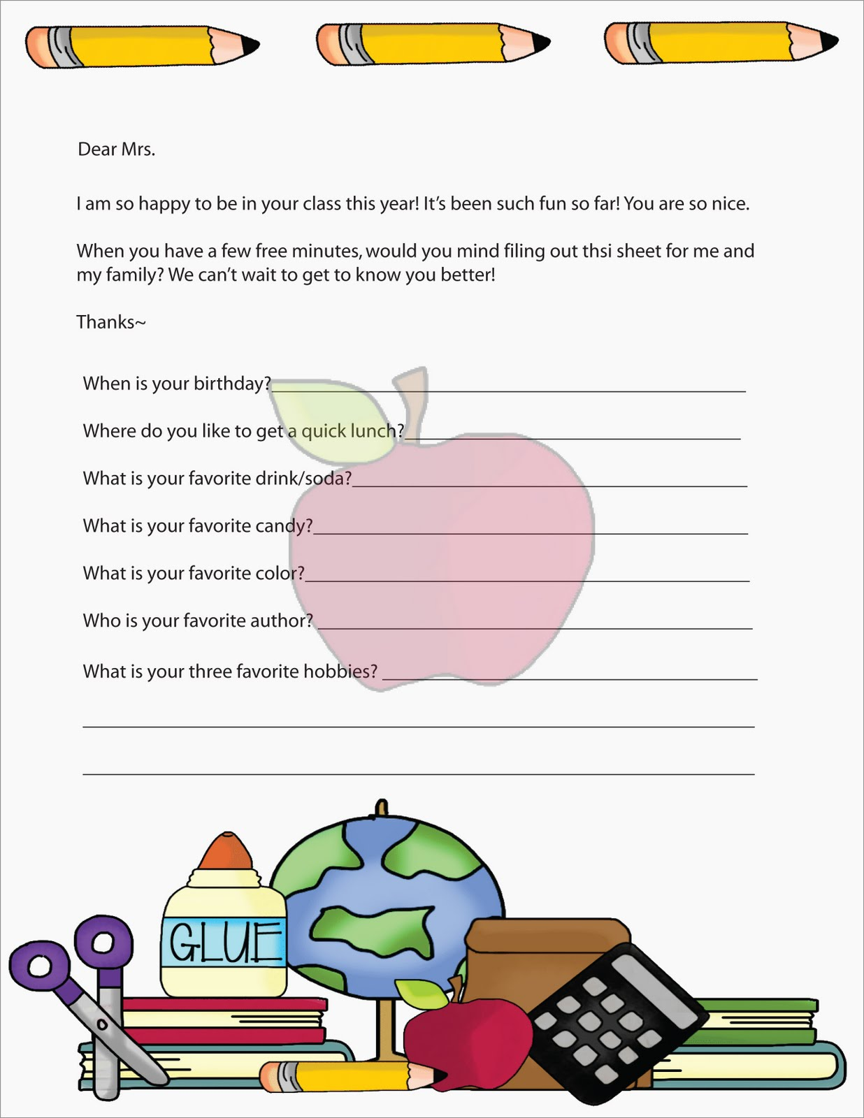 Get To Know You Teacher Jpg Images Frompo