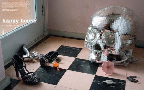 [disco+skull]