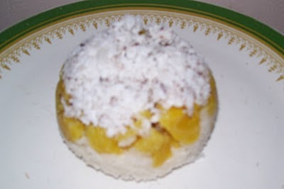 how to make banana puttu?how to prepare banana puttu?ingredients for banana puttu?