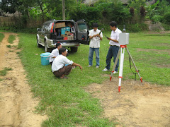 Environmental Monitoring in Yen Bai province