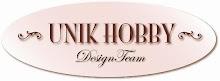 Unik Hobby - Gjestedesigner - Oktober 2008 til Mai 2009