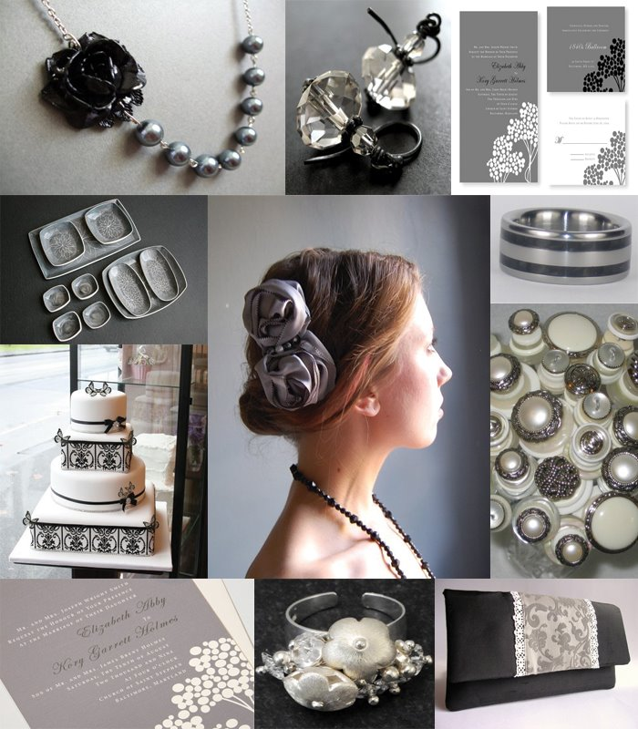 Inventing Weddings Etsy Handmade Wedding Inspiration Their Silver Lining
