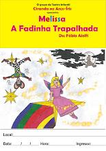 Melissa, a fadinha Trapalhada (De: Fábio Aiolfi)