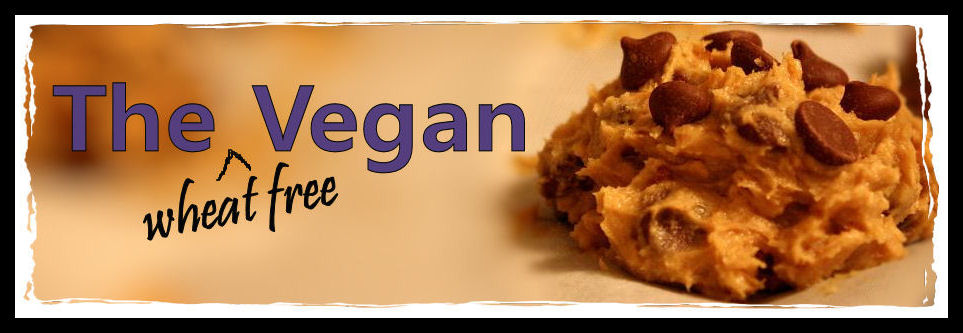 The Wheat Free Vegan Blog