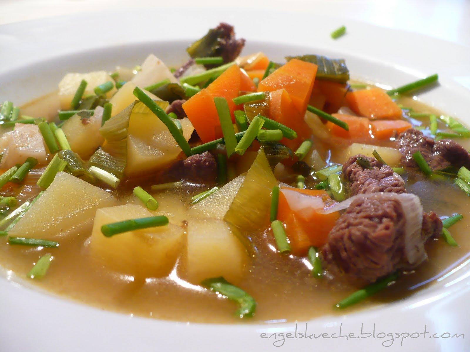 Essen aus Engelchens Küche: Pichelsteiner