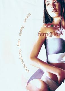 fem@lov , Berry Slim dan Fizzcola