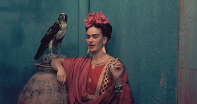 I HOPE THE LEAVING IS JOYFUL; AND I HOPE NEVER TO RETURN. ~ FRIDA KAHLO