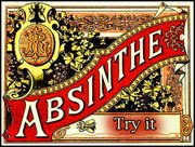 Absinthe at Orange Bar