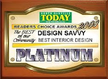 Oakville Today Readers Choice Winner for Interior Decor