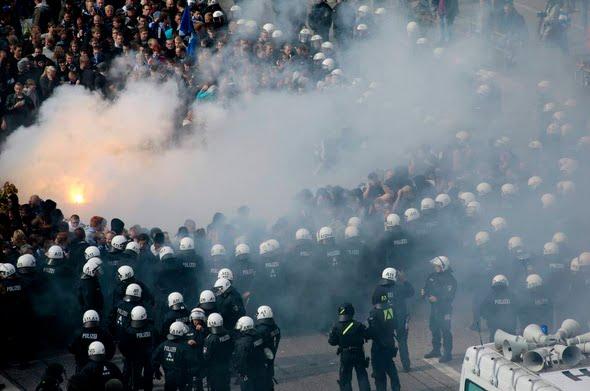 Le Mouvement en Allemagne . 3490_3