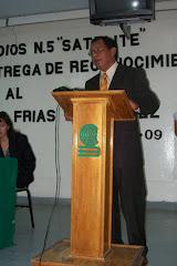 Ingeniero Jorge Antonio Frías Velásquez