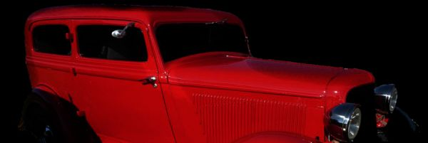 O Carro Vermelho