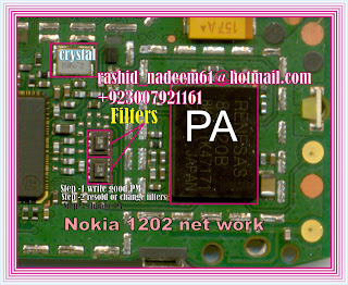 Nokia 1202 Network Problem