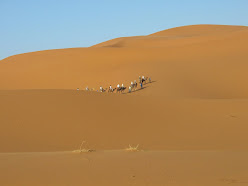 Finalmente o deserto!